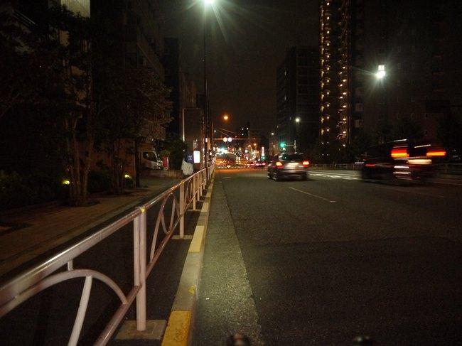 0437_東京に入る。余り調子が良くない.JPG