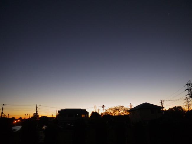 0605_大休憩地点から朝焼け.JPG