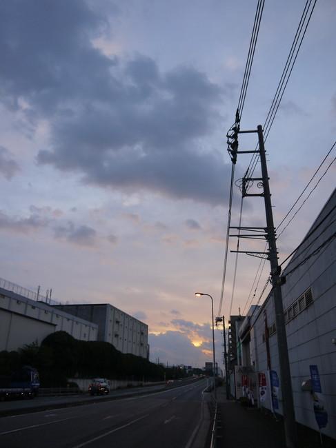 0615_橋本朝焼け.JPG