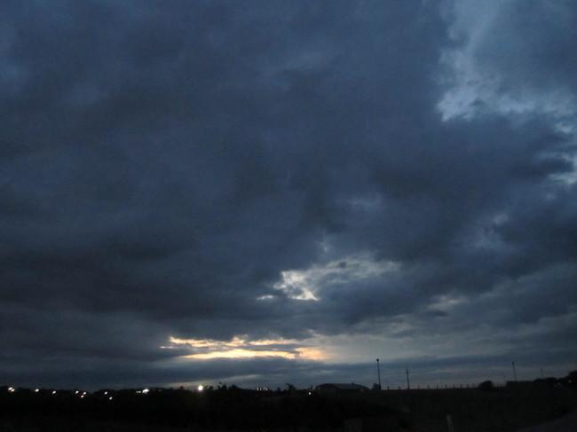 0621_江の島から朝焼け.JPG