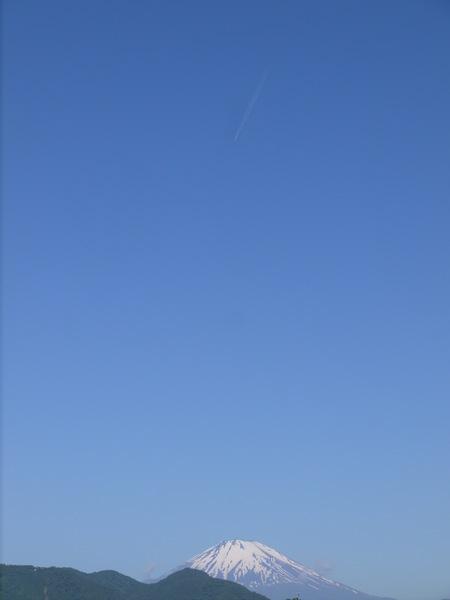 0740_青い空と飛行機雲.JPG