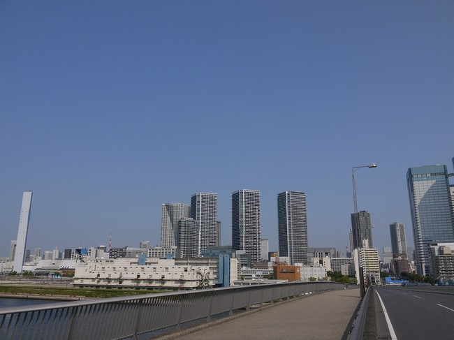 0825_芝浦の高層ビル群.JPG