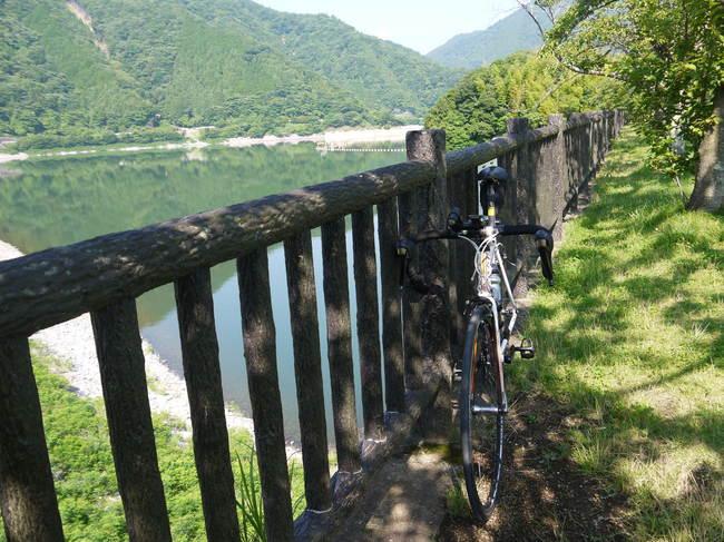 0836_丹沢湖に到着.JPG