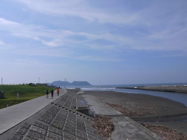 0839_江ノ島到着。まだ涼しかった!.JPG