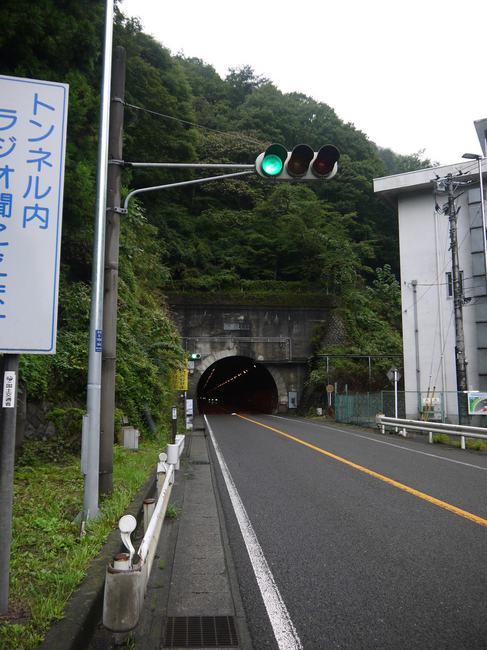 0920_国道20号の最大の難所の笹子トンネル.JPG