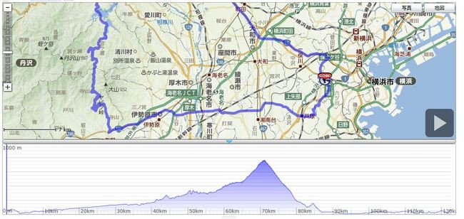 20121110_裏ヤビツ_獲得1400m_最大758m_距離123km.JPG