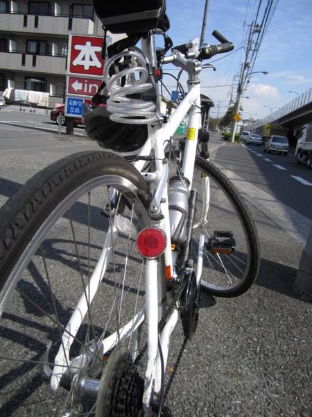 クロスバイクグレードアップ.JPG
