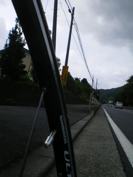 善波峠への上り.JPG