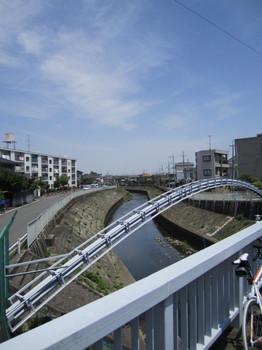 境川と分かれる.JPG