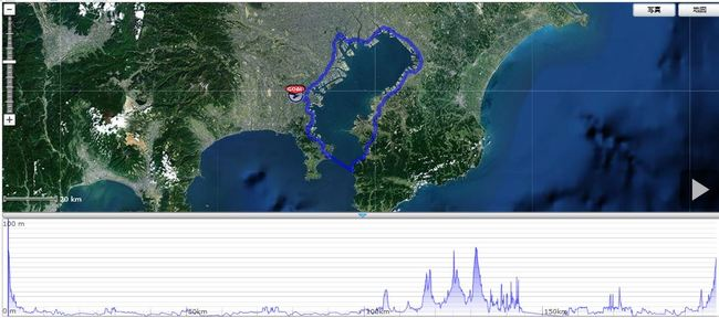 東京湾1周_距離183km_最高71m_獲得520m.JPG
