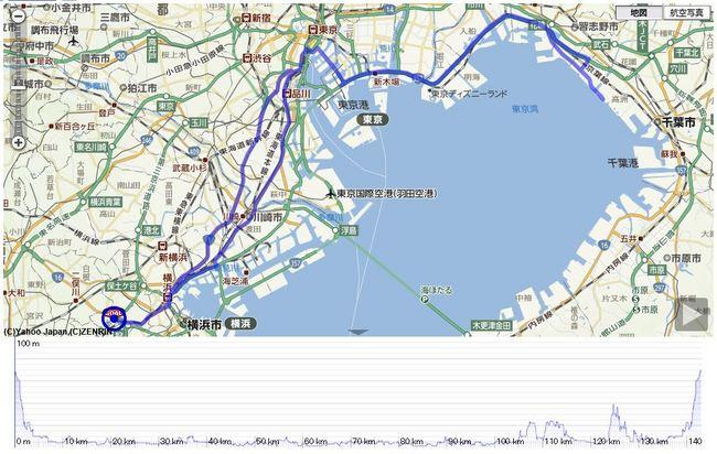 検見川往復_距離143km_獲得188m.JPG