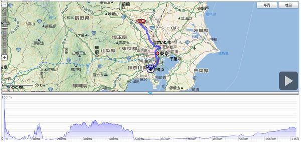 熊谷_荒川サイクリングロード_距離112.6km_最大68m_獲得180m.JPG