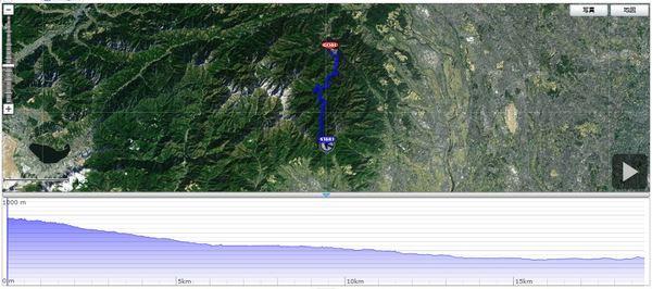 裏ヤビツ徒歩計画ルート_距離19km_482m下り.JPG