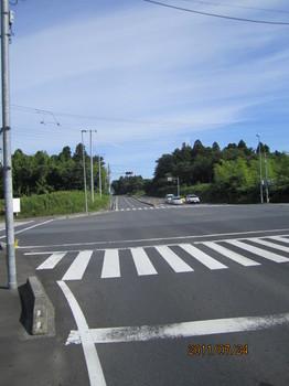 那珂川への快適な道.JPG