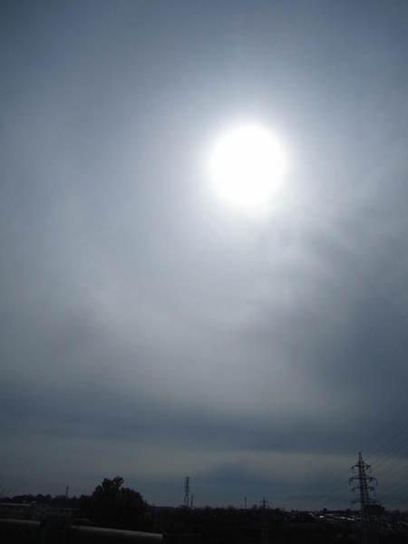 高曇りの17日.JPG